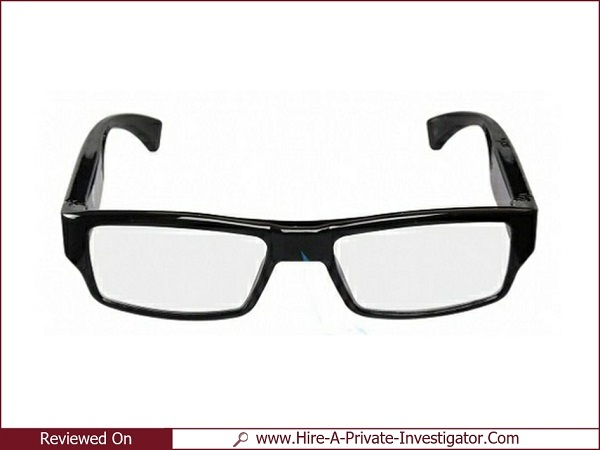 HERETA Hidden Camera Glasses