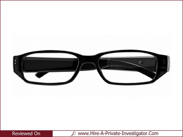 MEAUOTOU Hidden Camera Glasses