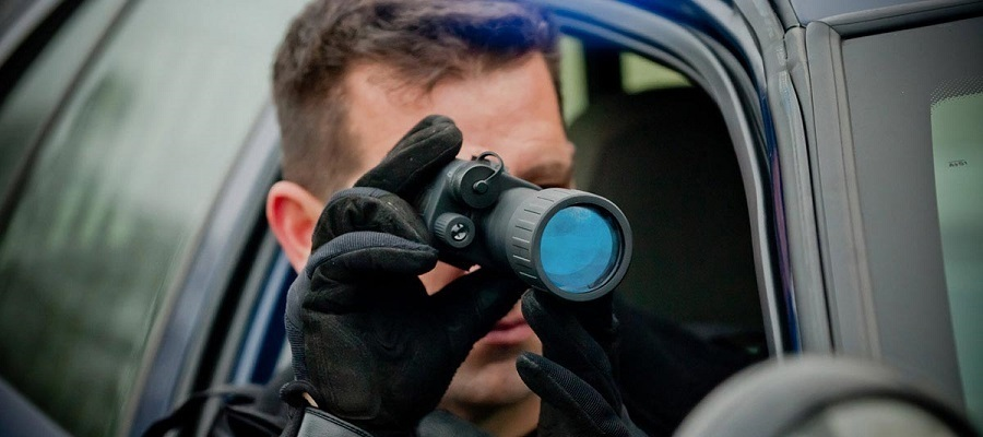 Private Investigator Night Vision Gear